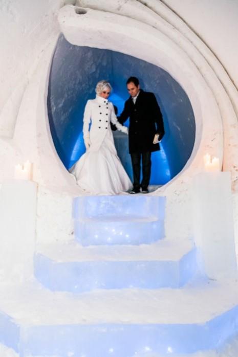 wedding lapland